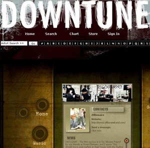 downtune